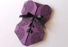 Cute corset invitation!!!