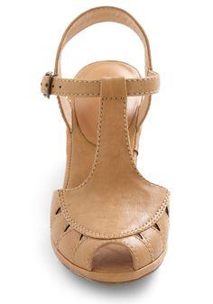Baguette What You Give Heel | Mod Retro Vintage Heels | ModCloth.com