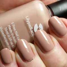 Lilypad Lacquer : The Nude and Neutral Collection Part 1 Buff