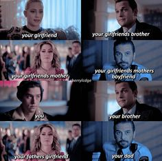 You lost me at fp Riverdale Quotes, Bughead Riverdale, Riverdale Funny, Best Friends For Life, Friends In Love, Beat Friends, Funny Boy, Funny Jokes, Riverdale Betty And Jughead