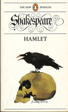 Paul Hogarth's Shakespeare covers - the whole series - one of the best paperback design projects ever.