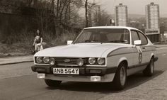 British Police Cars, Old Police Cars, Manchester Police, Emergency Vehicles, Police Vehicles, Rochdale, Ford Capri, Ford Classic Cars, Emergency Response