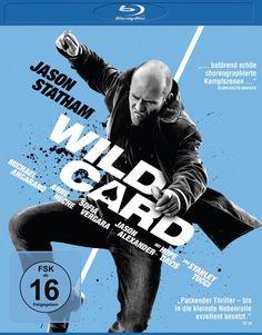 Wild Card Blu-ray DVD - Jason Statham - Stanley Tucci - Universum - kulturmaterial