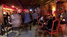 Uncle Ming's - very cool chinese bar hidden beneath the footpath