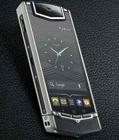 Vertu -- Nokia's Luxury Brand