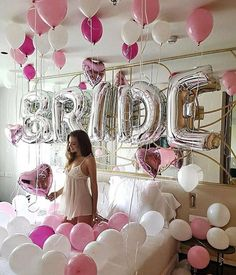 Balloons + color scheme