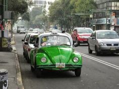 03. Taxi VW Beetle, Mexico