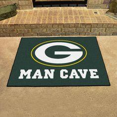 Green Bay Packers Man Cave All-Star Mat
