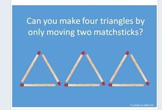 Here is a little brain teaser so you can relax and forget about those worries.