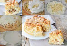 Torta russa di Verona dolce facile e veloce vickyart arte in cucina