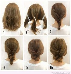 Fashionable braid tutorial