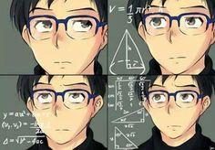 Anime yaoi, cosplay, Crazy and Kawaii Desu, kawaii, review anime, Spoiler Zone, Victurio, Yuri On Ice, Yuri On Ice Curiosidades, meme