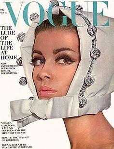 Vogue, November 15, 1964. Model: Astrid Heeren.