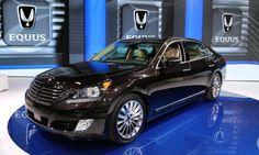 2014 Hyundai Equus: First U.S. Photos, Live From The NY Auto Show