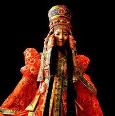 Costume of Mongolian ethnic group displayed - Lifestyle News - SINA English
