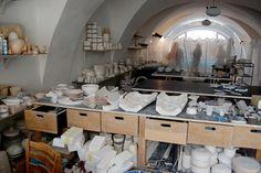 Ceramic studio <3