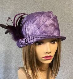 Trista Kentucky Derby hat beautiful parasol straw hat with