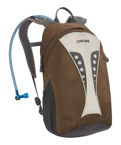 Save Over 50% Off on this Shitake & Turtle Dove 70-Oz. Day Star Hydration Backpack by CamelBak on #zulily today!
