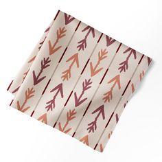Allyson Johnson Bohemian Marsala Cloth Napkin | DENY Designs Home Accessories