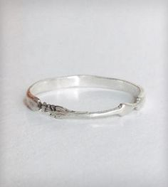#Silver & #Stackable: Tiny Feather Ring from Kemi Gadaleta on Scoutmob Shoppe -- would look great alongside some different  pieces or a statement all on its own (of course) #jewelry