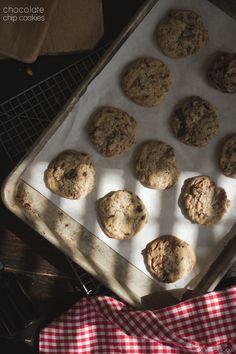 Classic chocolate chip cookies from @Russell van Kraayenburg