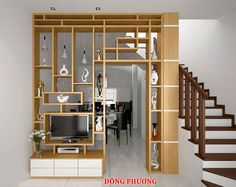 Neutral Minimalist Living Room is definitely important for your home. Whether you pick the A Minimal Living Room Partition Design, Living Room Divider, Room Partition Designs, Room Door Design, Kitchen Room Design, Home Room Design, Home Interior Design, Living Room Designs, Room Kitchen
