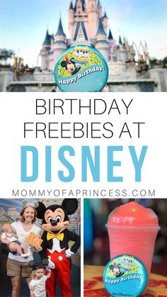 There are so many Disney World birthday perks to help celebrate birthday at Disney. Here are my favorite Disney world birthday ideas for secret free stuff at Disney World. How will you celebrate birthday at Disney World? Disney World Secrets, Disney World Tips And Tricks, Disney Tips, Disney Fun, Disney Ideas, Disney Stuff, Disney Surprise, Voyage Disney World, Viaje A Disney World