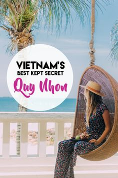 Travelling Vietnam? Don't leave without visiting the undiscovered paradise of Quy Nhon for a truly relaxing holiday!