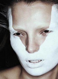 Kate Moss white