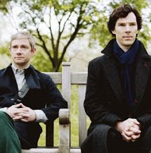 #SHERLOCK so in love with these guys!
