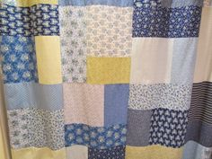 Quilted Shower Curtain Review