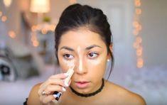 DIY Makeup Tutorials : Step Apply Your Concealer Make Up Looks, How To Do Makeup, Diy Makeup, Makeup Ideas, Fall Makeup Tutorial, Makeup Tutorials, Makeup Tricks, Beauty Tricks, Concealer