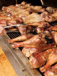 97 Grilling Recipes from Country Living magazine