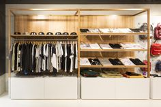 Capsule store by Prospace Design Studios, Melbourne   Australia fashion