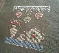 Thrilling Designing Your Own Cross Stitch Embroidery Patterns Ideas. Exhilarating Designing Your Own Cross Stitch Embroidery Patterns Ideas. Cross Stitch Kitchen, Cross Stitch Heart, Cross Stitch Borders, Cross Stitch Flowers, Cross Stitch Designs, Cross Stitching, Cross Stitch Embroidery, Embroidery Patterns, Hand Embroidery