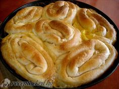 Hungarian Recipes, Apple Pie, Feta, Breakfast, Recipies, Morning Coffee, Apple Pie Cake, Apple Pies
