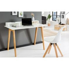 Bureau Floating 120cm wit online bestellen Ventura Design