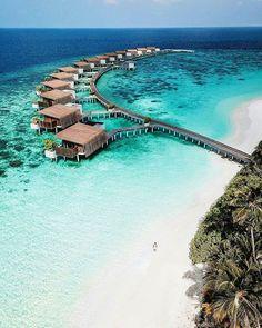 Park Hyatt Maldives Hadahaa #MaldivesPins