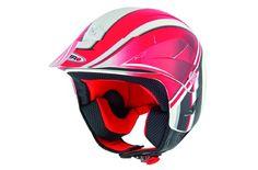 casco shiro sh-65 k2 graphic rojo