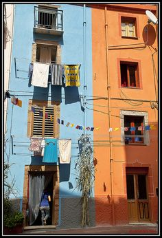 COLORS DE BOSA by rossendgricasas, via Flickr