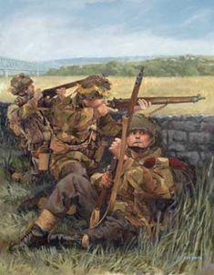 British First Airborne Art