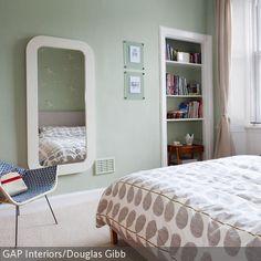Schlafen U0026 Träumen. Wandfarbe SchlafzimmerWohnideen   SchlafzimmerGrau Und  BeigeTeilchenPastellfarbenBeruhigenWandfarbenRaumgestaltungDinge