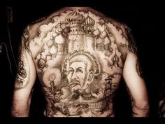 Marked: Russian Prison Tattoo - Documentary