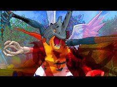 Digimon Dragon's Shadow: kimeramon