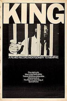 King: A Filmed Record . . . Montgomery to Memphis (1970). D: Sidney Lumet. Selected in 1999.