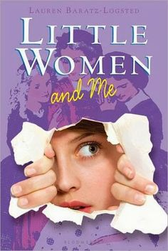 Books Eater Review of Little Women and Me by Lauren Baratz-Logsted