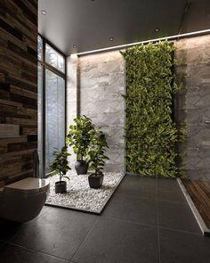 36 moderne Badezimmer in Grau und Weiß, die Geist und Seele entspannen - neueste Dekoration 36 modern bathrooms in gray and white that relax mind and soul - the latest decoration