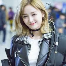 Image result for xuan yi wjsn Xuan Yi, Cosmic Girls, Vest, Leather Jacket, Denim, Jackets, Image, Fashion, Studded Leather Jacket