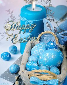 Blue Egg & Candle Happy Easter Quote easter quotes happy easter easter greetings easter wishes happy easter images easter pic wishes quotes Blue Egg & Candle Happy Easter Quote Happy Easter Gif, Happy Easter Wishes, Happy Easter Quotes Friends, Easter Bunny, Easter Eggs, Ostern Wallpaper, 38th Birthday, Easter Religious, Gifs