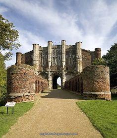Thornton Abbey, Lincolnshire, England